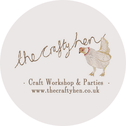 Visit The Craft Hen's website