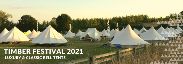 Timber Festival 2021 Glamping in the National Forest