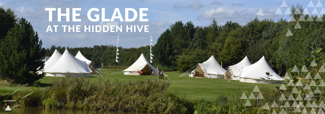 Tinker's Bells at The Hidden Hive Tipi Venue