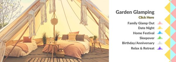 Tinker's Bells Ltd | Glamping for Weddings, Festivals, Hen